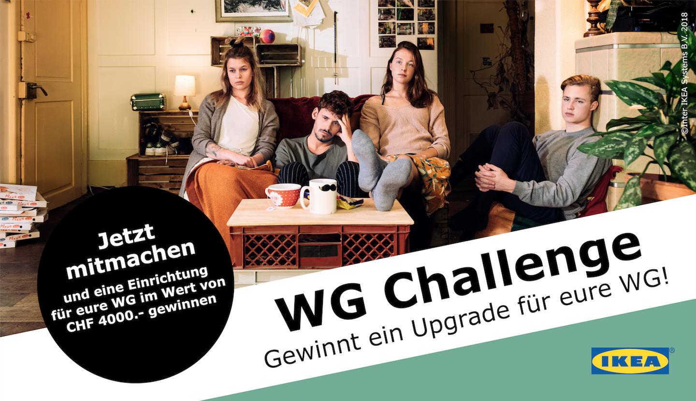 IKEA WG Challenge